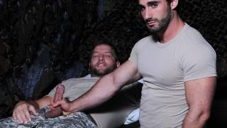 軍人 - ポルノセックス