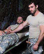 military-gay