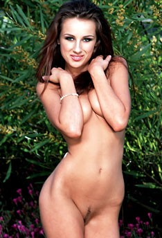 Dani Woodward Nude