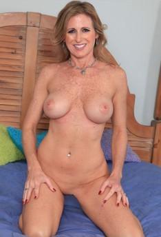 Skinny redhead big tits