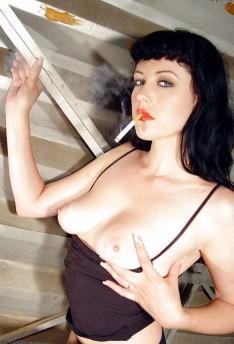 Smoking Mary Jane