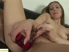 KarupsOW - Mature Babe Lacy Styles Toys Meaty Pussy