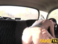Fake Taxi Hot sexy milf rides big cock