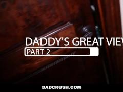 DadCrush - Bribing my Hot Step-Daughter To Fuck