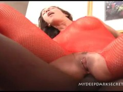 MDDS Hotwife Squirts everywhere when fucking Black Dick