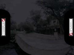 VR Cosplay X Karlee Grey Fucking with Abella Danger VR Porn