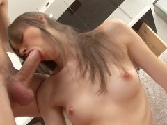Brutal Anal Sex with Youg Girl
