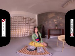 VRCosplayX.com Horny Mulan is Waiting for your Cock Li