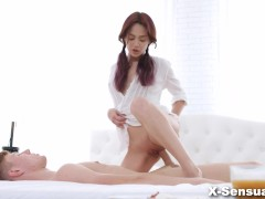 X-Sensual - Michelle can - Morning Ride to Orgasm