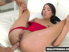 Reality Kings - Dianna Dee and Chris Strokes - Dee on the Dick