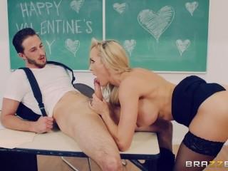 Porno učiteľ a študent