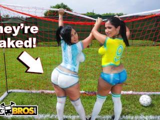 Divoké latinské futbalistky