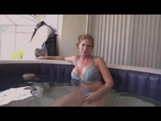 milf elcsábította pornót