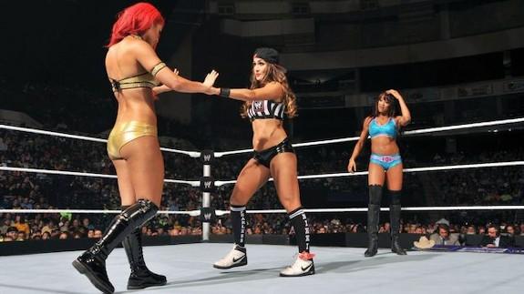 WWE Nikki Bella 2
