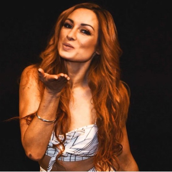 WWE Becky Lynch 4