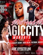 Mrsfeedme performing live in Birmingham tonight Side Effects