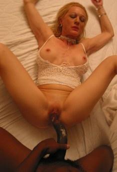 Stor dildo stor anal