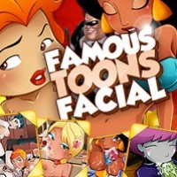 Famous Toons Facial
