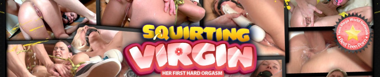 Squirting Virgin