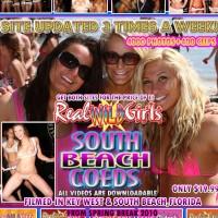 South Beach Coeds