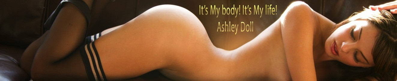 Ashley Doll cover