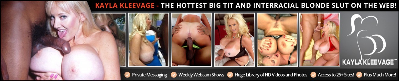 Kayla kleevage threesome xvideos