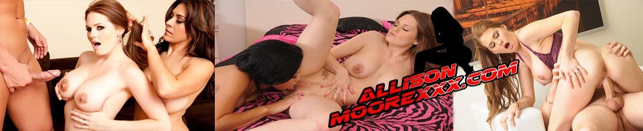 Allison Moore XXX