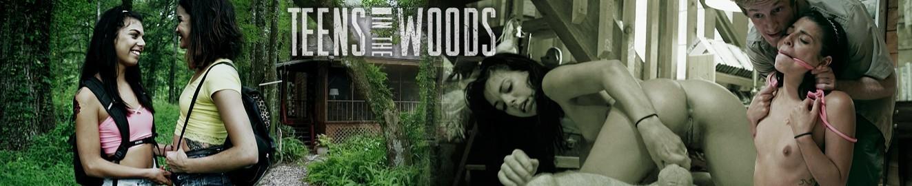teens in the woods porn bizarre sex video