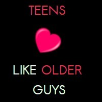 Teens Like Older Guys