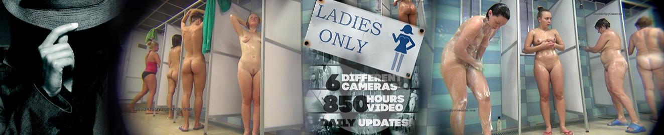 Shower Spy Cameras