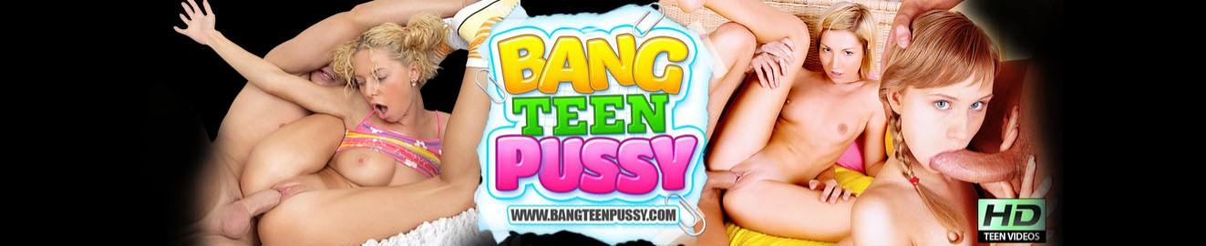 Bang Teen Pussy