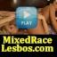 Mixed Race Lesbos