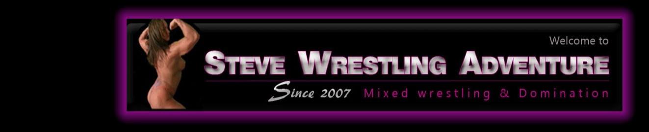 Steve Wrestling Adventure