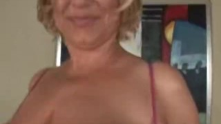 Samantha 38G BBW's blowjob titkuck and lained  big breast natural tits titfuck ass huge tits bbw boobs babe blond
