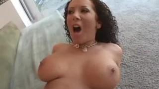 Sexy Jayden James bounces on hard cock