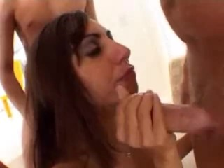 Lela Star Swallows More Meat Than She Can Handle