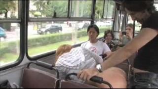 Slut Fucked On The Bus Reverse young