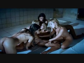 leszbikusok orgia videó