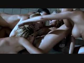 nézni leszbikus orgia Justine joli leszbikus szex