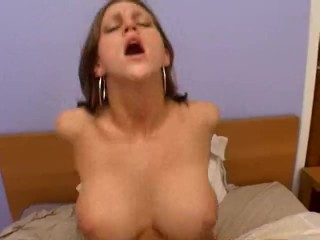 Old Hairy Pussy Squirting Busty Eve Lawrence Plays On Dick