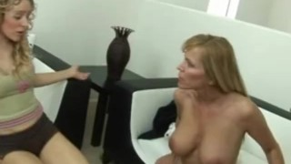 MILF Shoves Cock In Teens Mouth And Pussy Chase hot
