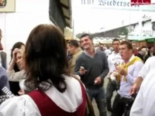 Young Legal Girls Wild Oktoberfest With Arrest