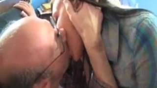 Ivy Gives Old Man Time Of His Life.