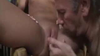 Ivy time his of gives man life old sclip pussy