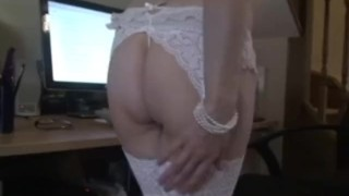 Milf mature office play mature solo