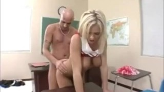 Hard rammed cheerleader olson her professor bree by blonde innocenthigh.com sclip