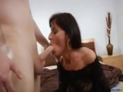 Hardcore Mature Orgasm