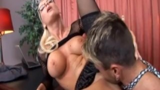 Helena lingerie fucking office on sweet desk an wearing secretary busty deepthroat hungarian