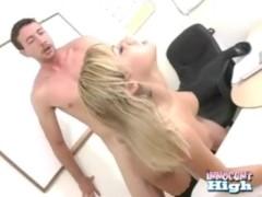 Busty Latina Fucked Hard By Her Professor