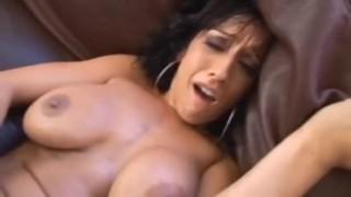 Ricki White's pussy was crazy gushy